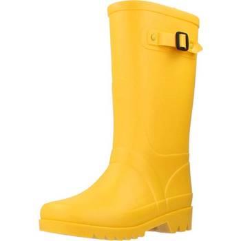 Schuhe Mädchen Gummistiefel Igor W10115 Gelb