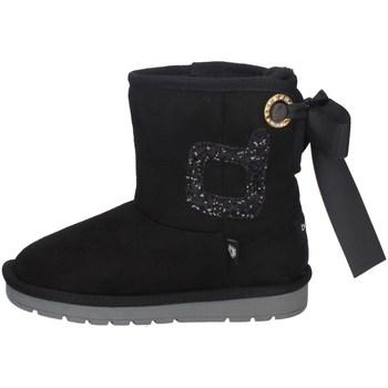 Schuhe Mädchen Ankle Boots Balducci BS2021 SCHWARZ