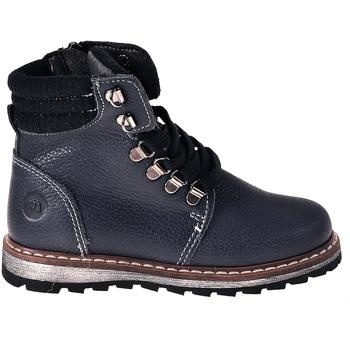 Schuhe Jungen Boots Melania ME2627D8I.B Blau