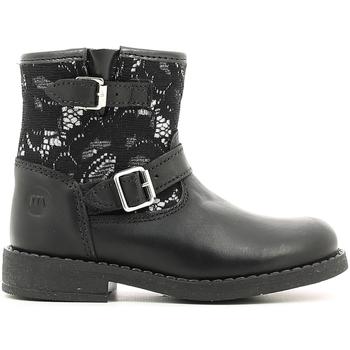Schuhe Damen Boots Melania ME2171D6I.B Schwarz