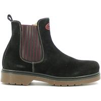 Schuhe Kinder Boots Alberto Guardiani GK22806G Schwarz