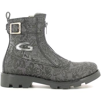Schuhe Kinder Boots Alberto Guardiani GK22803G Braun