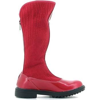 Schuhe Kinder Klassische Stiefel Lelli Kelly LK3656 Rot