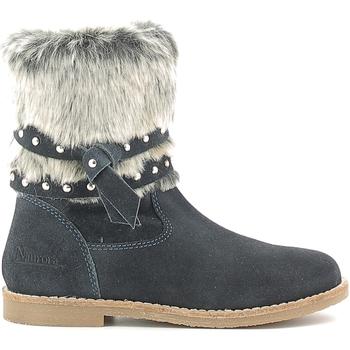 Schuhe Kinder Schneestiefel Naurora NA-640 Blau