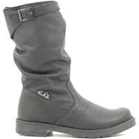 Schuhe Kinder Klassische Stiefel Lulu LL1000017L Schwarz