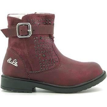 Schuhe Kinder Boots Lulu LL140006S Rot