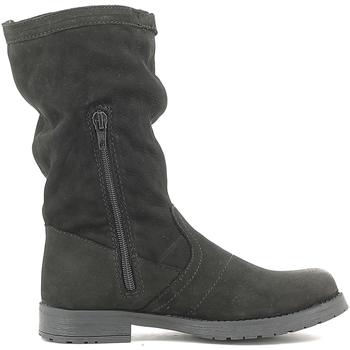 Schuhe Kinder Boots Lulu LL1000017L Schwarz