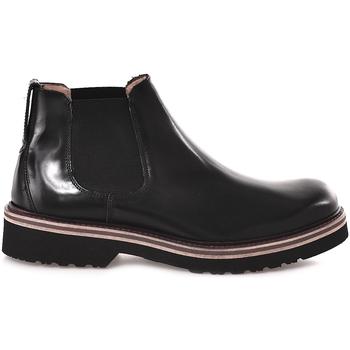 Schuhe Herren Boots Soldini 20358 D Schwarz
