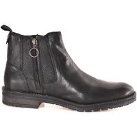 Schuhe Herren Boots Wrangler WM182045 Blau