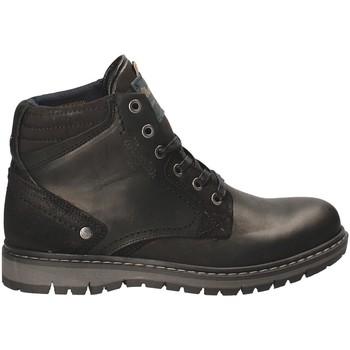 Schuhe Herren Boots Wrangler WM172015 Schwarz