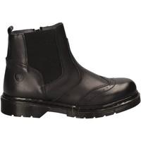 Schuhe Kinder Boots Melania ME6168F7I.A Schwarz
