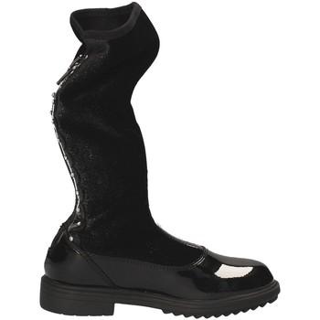 Schuhe Mädchen Boots Lelli Kelly L17I7664 Schwarz