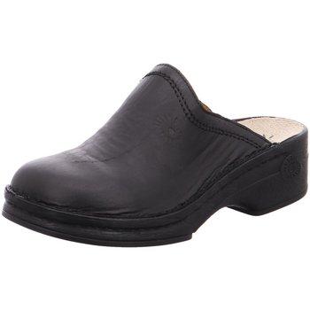 Schuhe Herren Pantoletten / Clogs Helix Offene 52011-31 2.Wahl schwarz