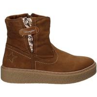 Schuhe Kinder Boots Wrangler WG17235 Braun