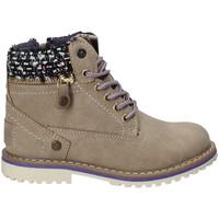 Schuhe Kinder Boots Wrangler WG17230 Grau