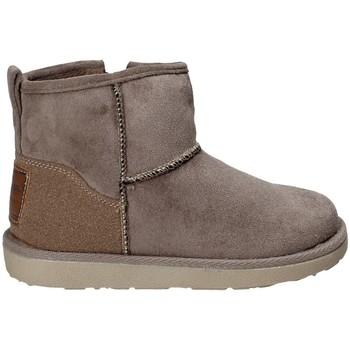 Schuhe Kinder Boots Wrangler WG17251 Grau