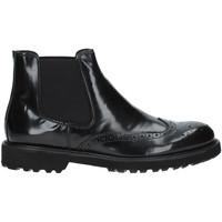Schuhe Herren Boots Exton 498 Schwarz