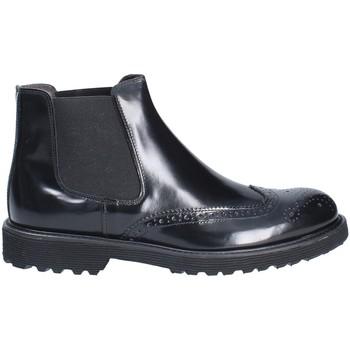 Schuhe Herren Boots Exton 5357 Schwarz