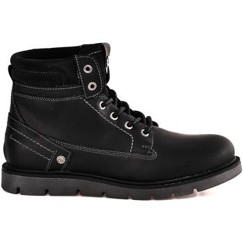 Schuhe Herren Boots Wrangler WM182011 Schwarz