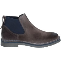 Schuhe Herren Boots Rogers 20078 Grau