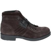 Schuhe Herren Boots Rogers 3038B Grau