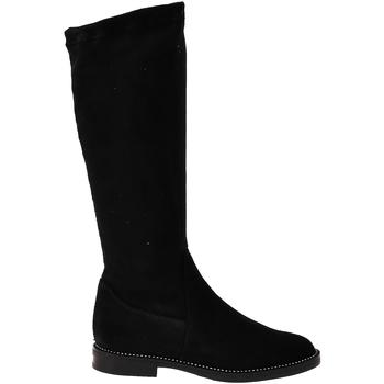 Schuhe Kinder Klassische Stiefel Grunland ST0366 Schwarz