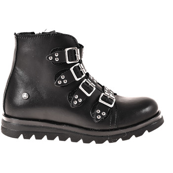 Schuhe Kinder Boots Melania ME6614F8I.A Schwarz