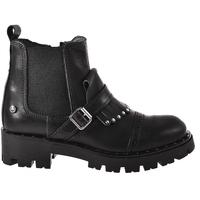 Schuhe Kinder Boots Melania ME6621F8I.A Schwarz