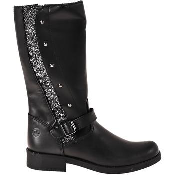 Schuhe Kinder Boots Melania ME6814F8I.W Schwarz