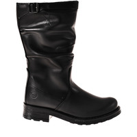 Schuhe Kinder Boots Melania ME6849F8I.A Schwarz