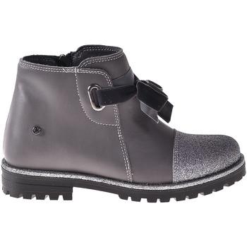 Schuhe Kinder Boots Melania ME6624F8I.A Grau