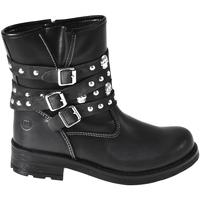 Schuhe Kinder Boots Melania ME6846F8I.B Schwarz