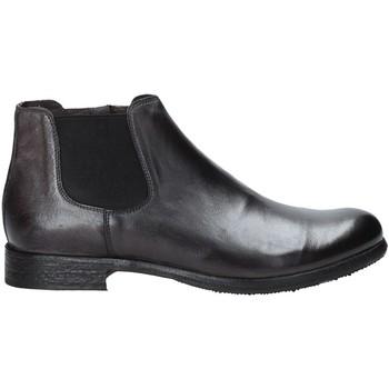 Schuhe Herren Boots Exton 3117 Grau