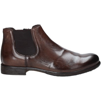 Schuhe Herren Boots Exton 3117 Braun