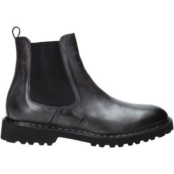 Schuhe Herren Boots Exton 9059 Grau