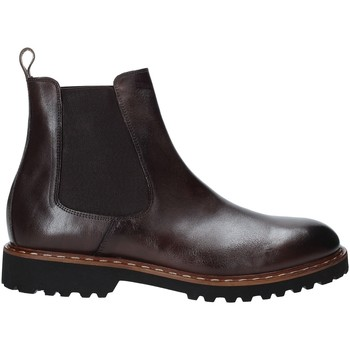 Schuhe Herren Boots Exton 9059 Braun