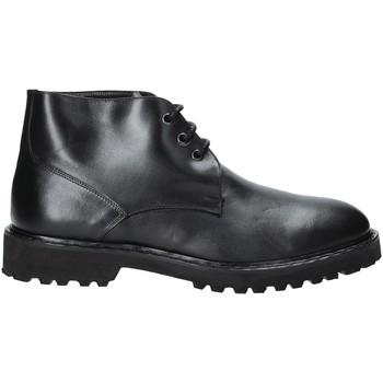 Schuhe Herren Boots Exton 9058 Schwarz