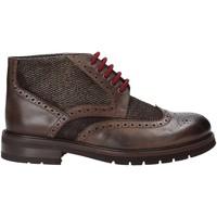 Schuhe Herren Boots Exton 63 Braun