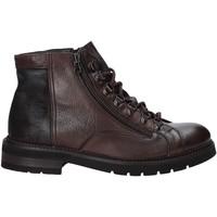 Schuhe Herren Boots Exton 28 Braun