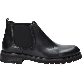 Schuhe Herren Boots Exton 65 Schwarz