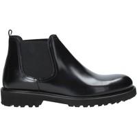 Schuhe Herren Boots Exton 465 Schwarz