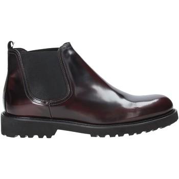 Schuhe Herren Boots Exton 465 Rot
