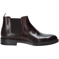 Schuhe Herren Boots Rogers 1104_4 Braun