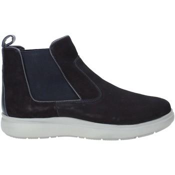 Schuhe Herren Boots Impronte IM92015A Blau