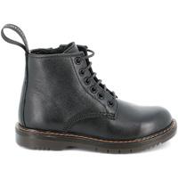 Schuhe Kinder Boots Grunland PO1177 Schwarz