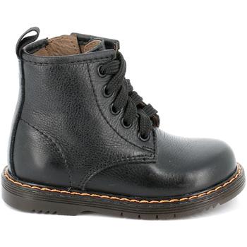 Schuhe Kinder Boots Grunland PP0255 Schwarz