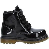 Schuhe Kinder Boots Melania ME2666D9I.A Schwarz