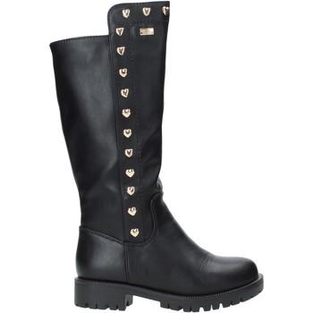 Schuhe Kinder Boots Miss Sixty W19-SMS680 Schwarz
