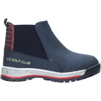 Schuhe Kinder Boots U.s. Golf W19-SUK525 Blau