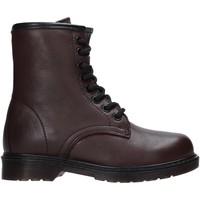 Schuhe Kinder Boots Valleverde 36014 Rot